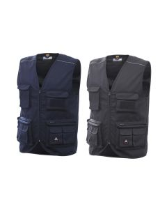 Siggi Chrome 20GT0147 Multi-pocket work vest