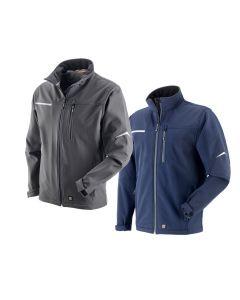 Neri Carver in softshell Work jacket