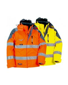 Cofra High Visibility Rescue Work jacket