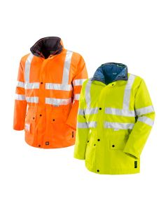 Neri Romea 3 in 1 High visibility work jacket