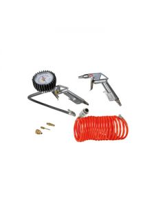 Valex Kit 3 + 3 pneumatic tools for air compressor