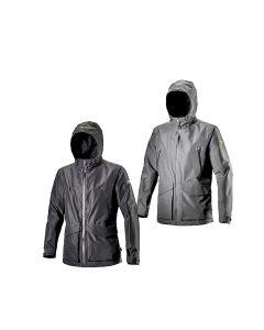 Geox Diadora Utility Rain jacket Tech Work jacket