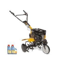 Stiga SRC 685 RG petrol garden tiller