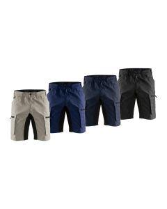 Blaklader 1449 Service Stretch Short work trousers