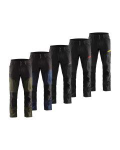 Blaklader 1456 Service Multi-pocket work trousers