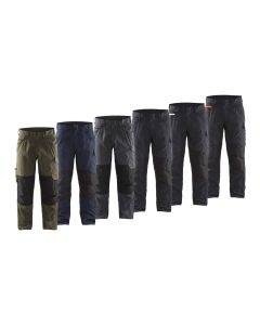 Blaklader 1495 Service Stretch ripstop Work trousers