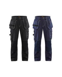 Blaklader 1530 Craftsman in 100% cotton Work trousers