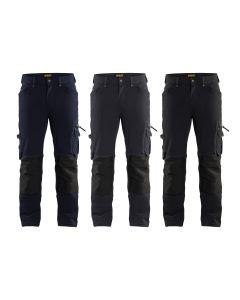 Blaklader 1989 Craftsman Stretch 4 vie X1900 Work trousers