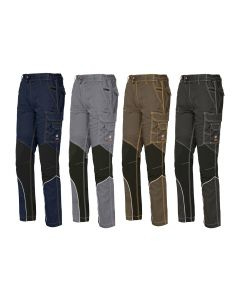 Issa Stretch Extreme multi-pocket work trousers