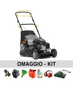 Alpina BL 510 SHQ mulching Lawn mower with Honda internal combustion engine