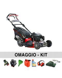 Ama TRX 531H petrol lawn mower with Honda engine