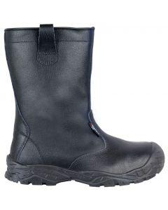 Steel toe cap boots Cofra Rocker Uk S3
