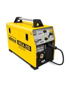 DECA MIGA 218 multi-process inverter welding machine
