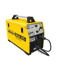 DECA MIGA 215 Multi-process inverter welding machine