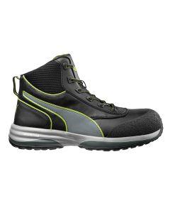 Puma Rapid Green Mid S3 ESD HRO SRC High work shoes