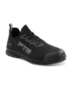 FTG Black Low S3 ESD SRC Safety shoes