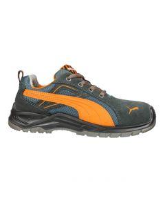 Puma Omni Orange Low S1P SRC Safety shoes