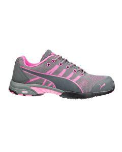 Puma Celerity Knit Pink Wns Low S1 HRO SRC Women's work shoes