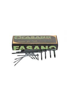 Fasano FG 621H / S8 Set of 8 hexagonal T-keys
