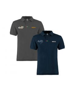 Sparco 40 TH Work polo shirt