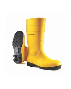 Dunlop 142YP S5 SRA Safety wellies PVC