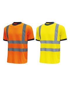 U-Power Glitter High visibility shirt