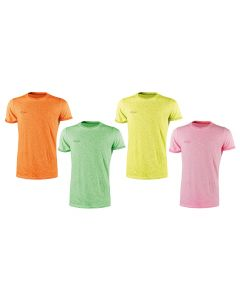 U-Power Fluo work t-shirt