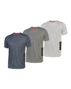 U Power Road slim-fit Work T-shirt
