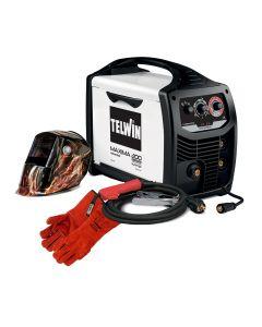 Telwin Maxima 200 Synergic Inverter MMA TIG MIG MAG Welder 170A