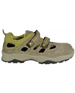 Steel toe cap sandals Cofra Tent S1 P