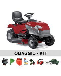 Castelgarden XD 150 HD Riding lawn mower