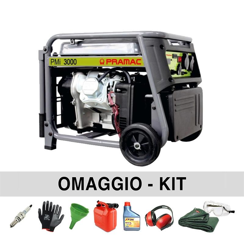 Pramac PMi3000 Inverter current generator 3.0 Kw