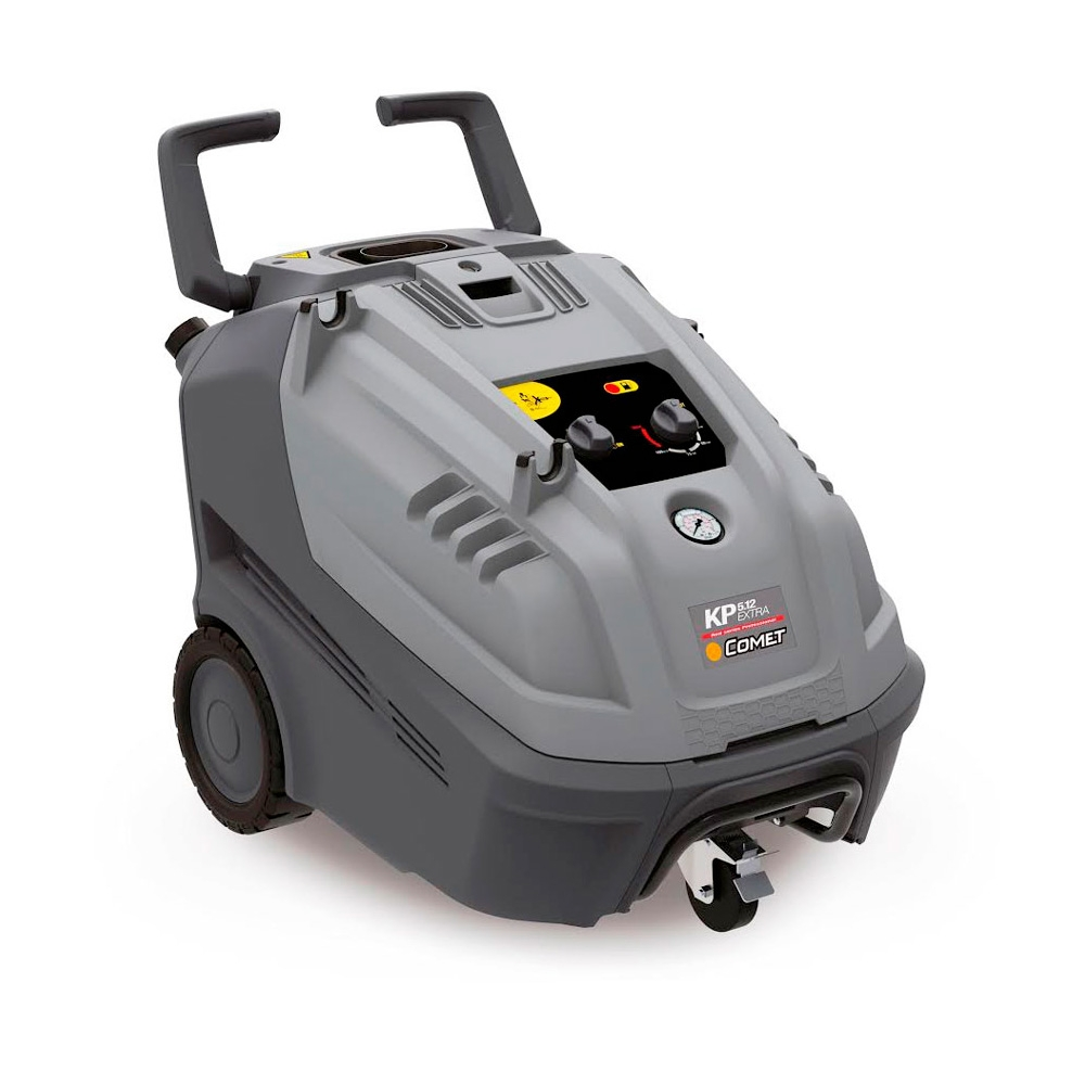 COMET KP 5.12 12/180 T EXTRA Professional pressure washed - Hot water