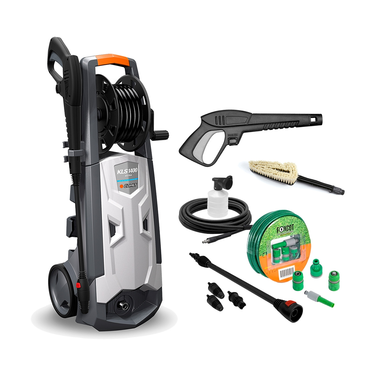 Comet KLS 1400 Extra Cold water pressure washer