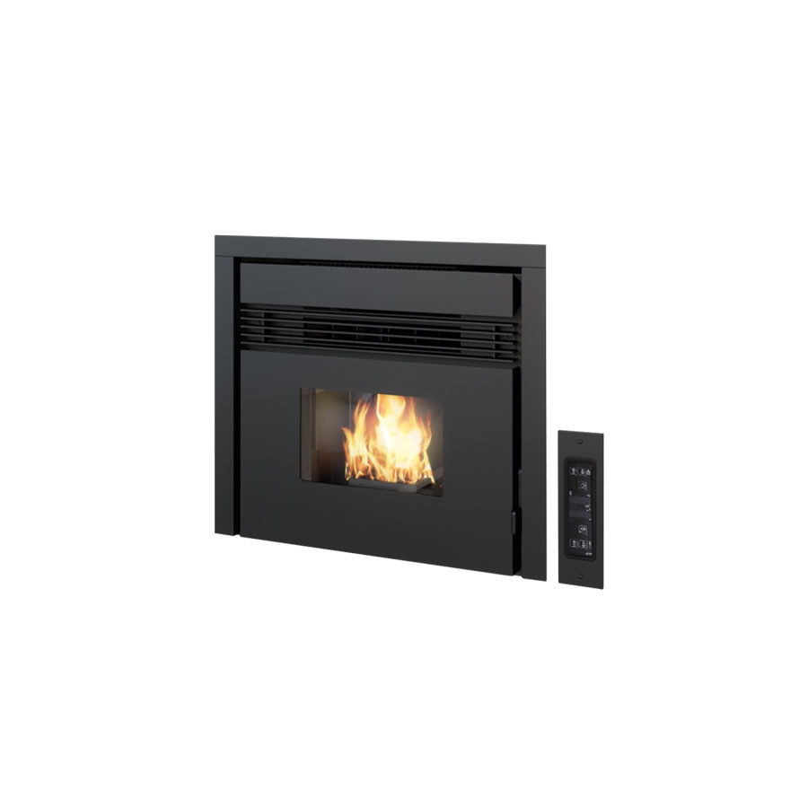 Punto Fuoco Prezzemolo Pellet fireplace insert 7,5 kW
