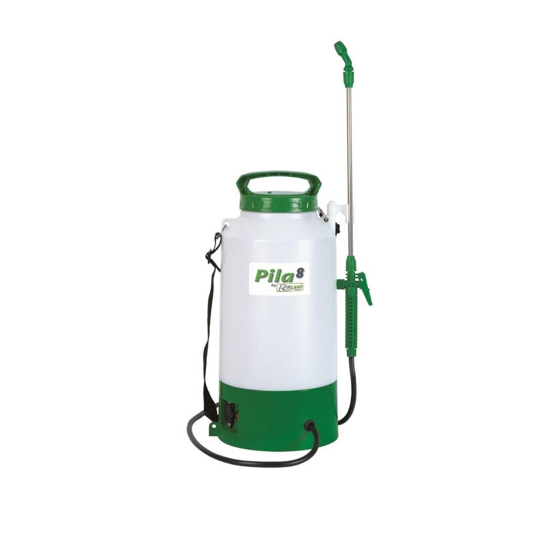 Ribimex Pila 8 Cordless Nebulizers