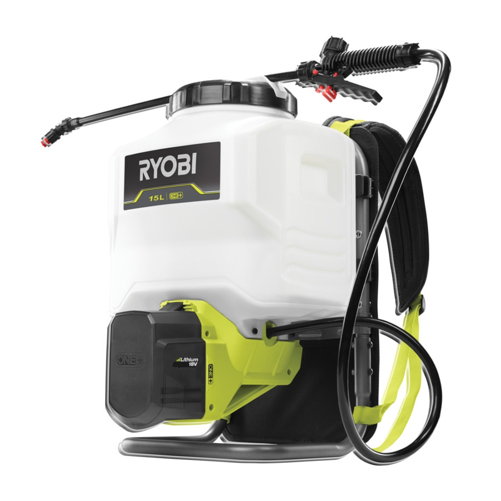 Ryobi RY18BPSA-0 Battery-operated backpack sprayer