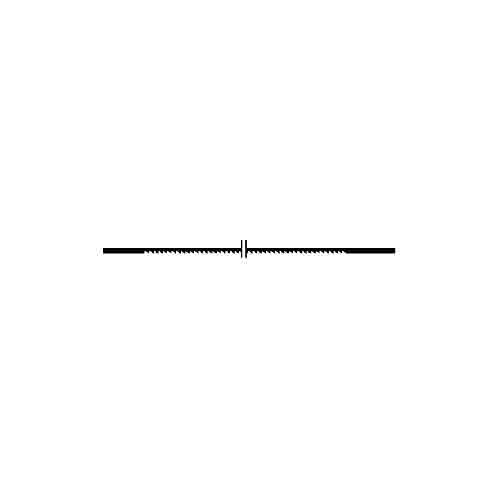 Proxxon 28118 electric Scroll Saw Blades