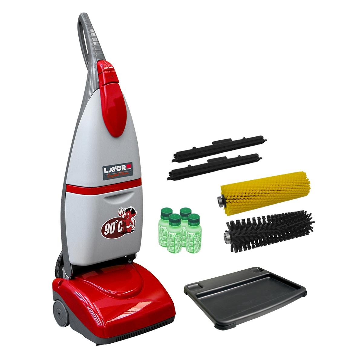 Lavor Pro Crystal Clean Floor Scrubber Cleaner