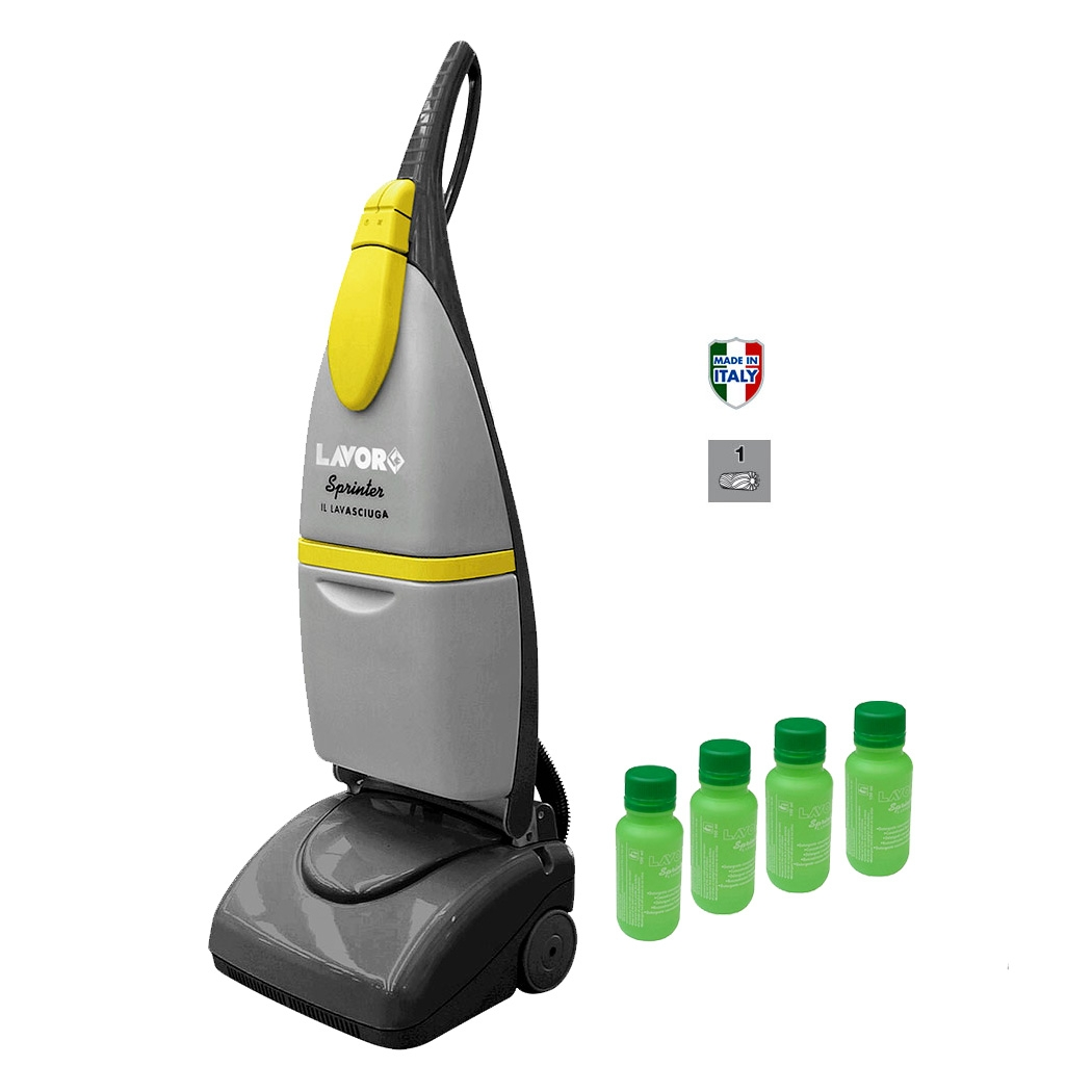LAVOR Sprinter Floor Scrubber Cleaner