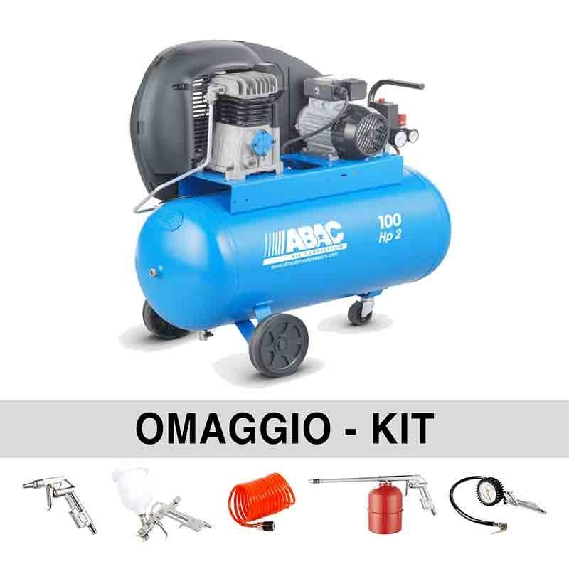 ABAC A29 100 CM2 100L Air Compressor 240V