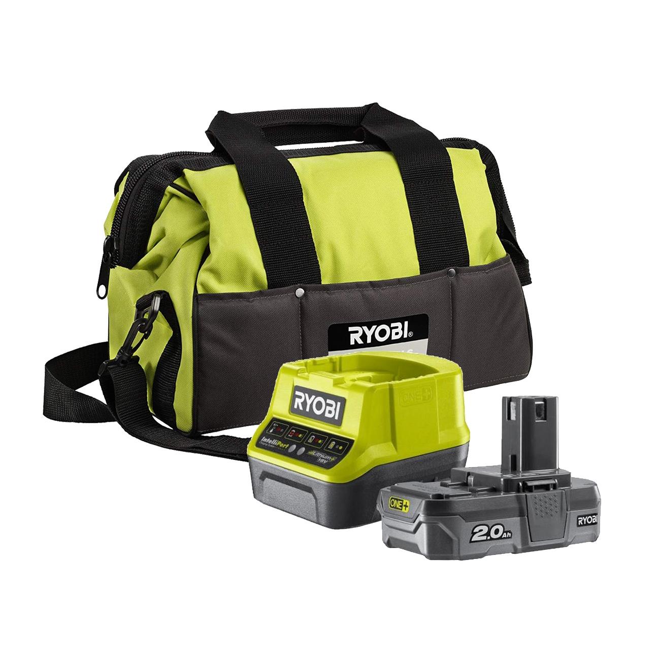 Ryobi RC18120-120 Kit Battery and Charger 18V