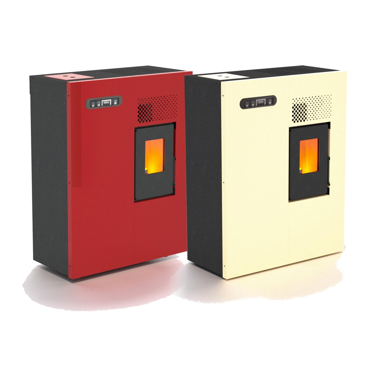 Punto Fuoco Camilla 4,5 kW Pellet stove