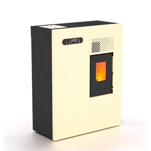 Eva Calor Camilla-Ivory Pellet stoves - Reconditionel product 1