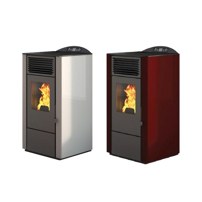 Punto Fuoco Lory 9,5 kW Pellet stove