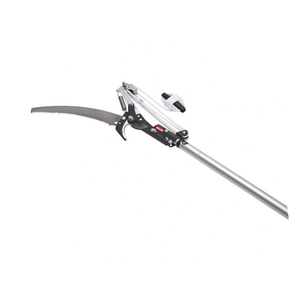 Valex 1486253 Survey screw with saw and telescopic handle