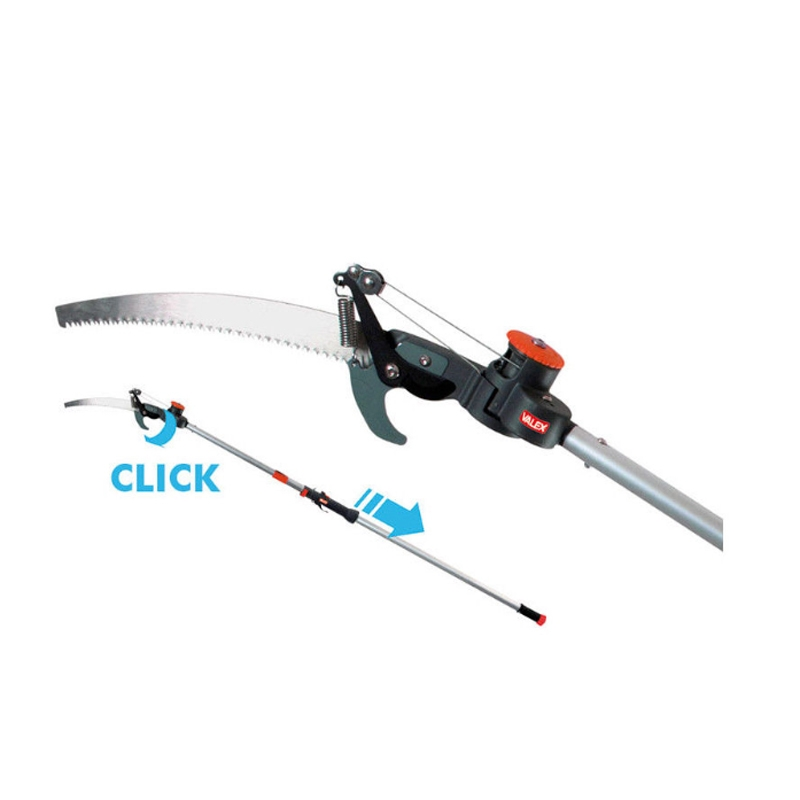 Valex 1486313 Grapple Filler with Saw and Telescopic Handle