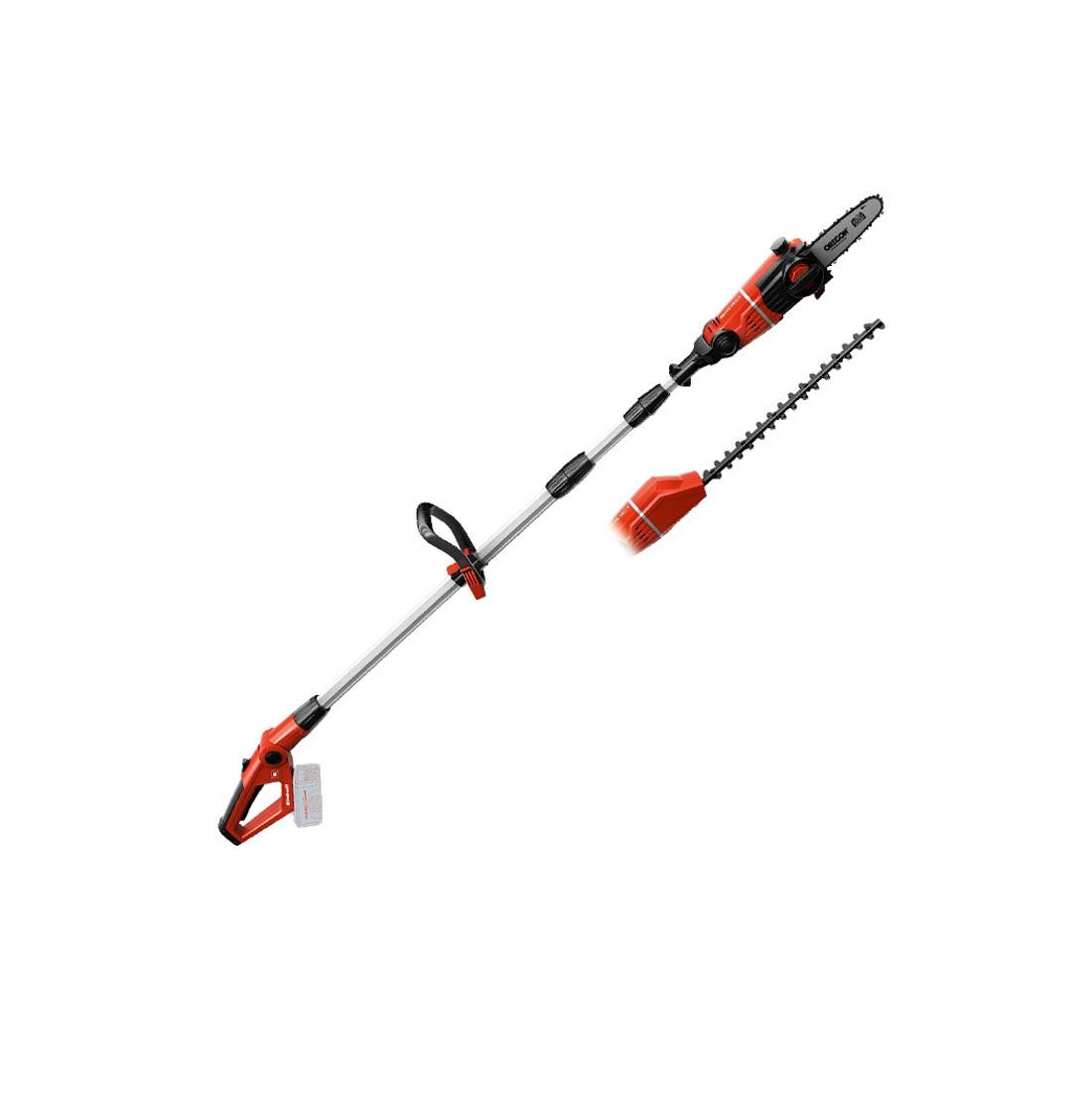 Einhell GE-HC 18 Li T Solo - Cordless Multifunctional Tool
