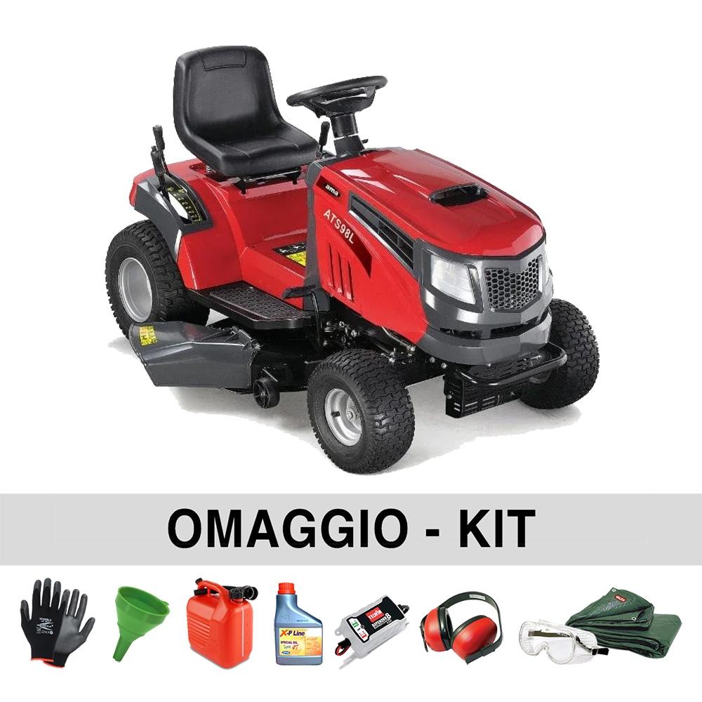 AMA ATS98L 90030 Riding lawn mower