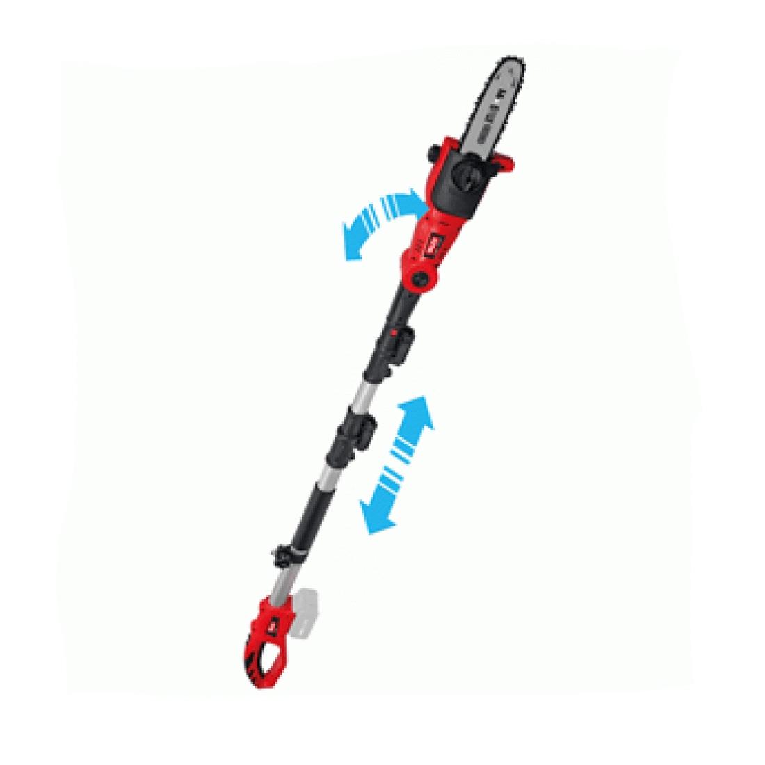 Valex M-SCT18 bar 24 cm Telescopic battery pruner